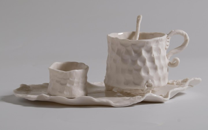 Valerie Ceulemans, pinched cup