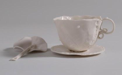 Valerie Ceulemans, tasse ronde