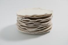 Assiette plate petite_pile